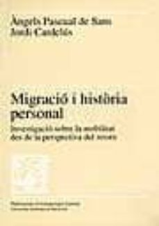Geekmag.es Migracio I Historia Personal: Investigacio Sobre La Mobilitat... Image