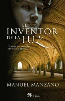 Descarga gratuita de audiolibros para Android EL INVENTOR DE LA LUZ PDF in Spanish