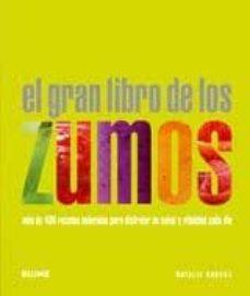 Colorroad.es El Gran Libro De Los Zumos: Mas De 400 Recetas Naturales Para Dis Frutar De Salud Y Vitalidad Cada Dia Image