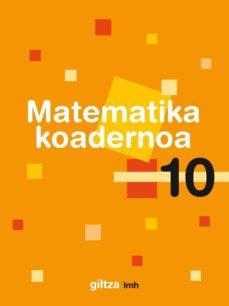 Chapultepecuno.mx Matematika Koadernoa 10. 4º Primaria Image
