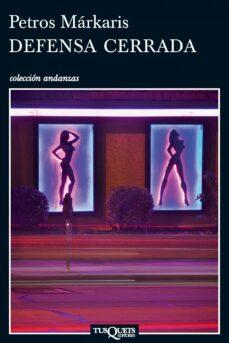 Descarga de la portada del libro electrónico de Epub DEFENSA CERRADA