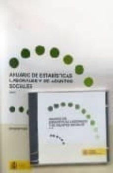 Viamistica.es Anuario De Estadisticas Laborales Y De Asuntos Sociales 2003 (Inc Luye Cd-rom) Image