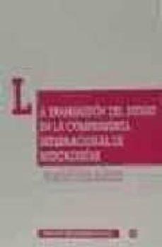Cronouno.es La Transmision Del Riesgo En La Compraventa Internacional De Merc Aderias: El Regimen Juridico Del Convenio De Viena Y Sus Primeras Aplicaciones Jurisprudenciales Image