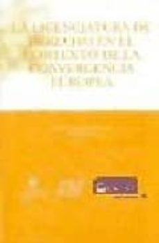 Trailab.it La Licenciatura De Derecho En El Contexto De La Convergencia Europea Image