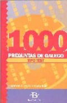 1000 preguntas de galego tipo test-ramon x. beltran carballeira-9788487674990