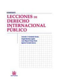 Emprende2020.es Lecciones De Derecho Internacional Publico Image