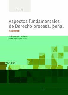 Descargar ASPECTOS FUNDAMENTALES DE DERECHO PROCESAL PENAL gratis pdf - leer online