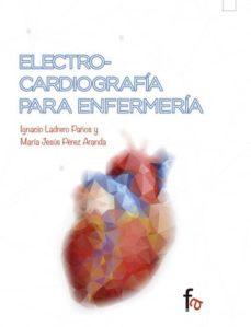 Descargar libro gratis epub torrent ELECTROCARDIOGRAFÍA PARA ENFERMERIA 9788490888490 en español RTF PDF