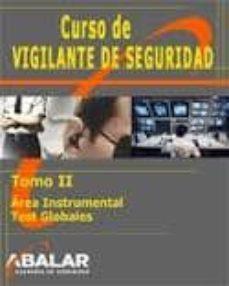 Permacultivo.es Curso De Vigilante De Seguridad Tomo Ii Area Instrumental Image