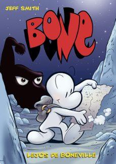 bone nº1: lejos de boneville-jeff smith-9788493508890