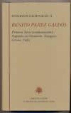 Descarga gratuita de libros pdf en español. EPISODIOS NACIONALES II: PRIMERA SERIE (CONTINUACION): NAPOLEON E N CHAMARTIN. ZARAGOZA. GERONA. CADIZ de BENITO PEREZ GALDOS in Spanish 9788496452190