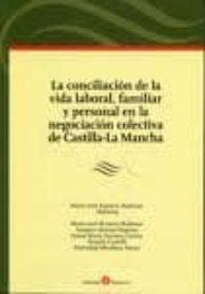Premioinnovacionsanitaria.es Conciliacion De La Vida Laboral, Familiar Y Personal En La Negoci Acion Colectiva De Castilla La Mancha Image