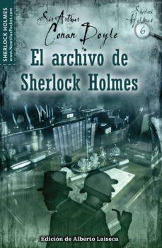 Reproductores de mp3 de audiolibros descargables gratis EL ARCHIVO DE SHERLOCK HOLMES in Spanish