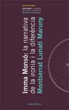 Officinefritz.it Imma Monso: La Narrativa De La Ironia I La Diferencia Image