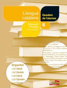 Permacultivo.es Quadern De Llengua Catalana 6 (Projecte Salvem La Balena Blanca) 6º Primaria Image