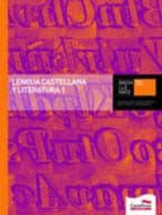Inciertagloria.es Lengua Castellana Y Literatura 1 (L) Image