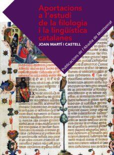 Viamistica.es Aportacions A L Estudi De La Filologia I La Linguistica Catalanes Image