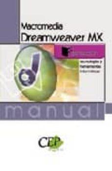 Curiouscongress.es Manual Macromedia Dreamweaver Mx. Formacion Image