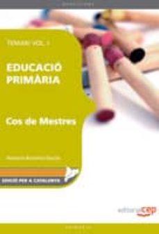 Inmaswan.es Educacio Primaria Temari Vol I- Cos De Mestres Image