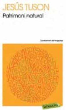 patrimoni natural-jesus tuson-9788499308890