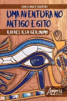 uma aventura no antigo egito (ebook)-rafael rix geronimo-9788547303990