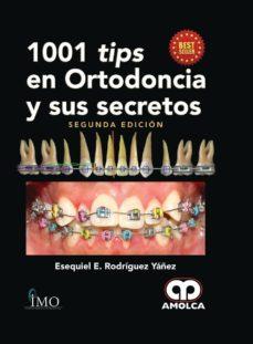 1001 tips en ortodoncia y sus secretos-e. rodríguez-9789585426290