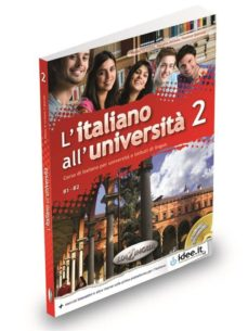 Libros gratis descargables en formato pdf. L ITALIANO ALL UNIVERSITA  2 FB2 MOBI de