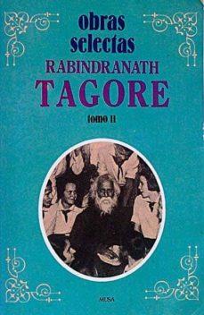 Trailab.it R. Tagore: Obras Selectas Ii Image