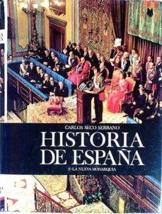 HISTORIA DE ESPAÑA VI - CARLOS, SECO SERRANO |