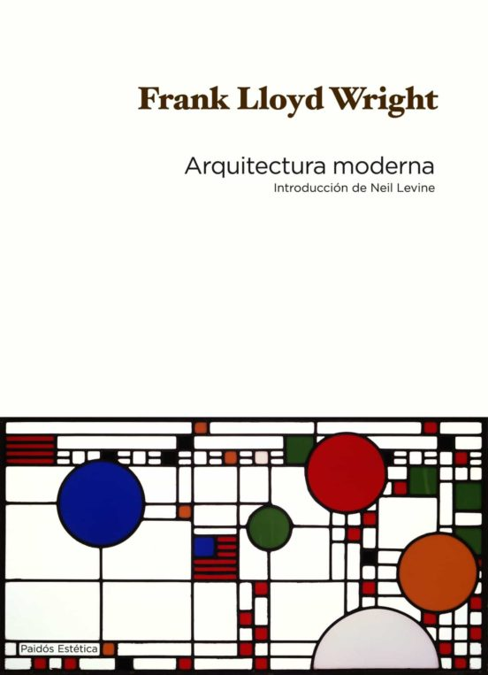 Arquitectura estadounidense. Frank Lloyd Wright