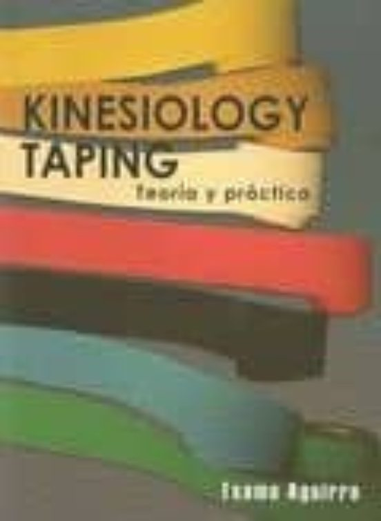 14742 Pdf Kinesiology Tape Manual Txema Aguirre Libros