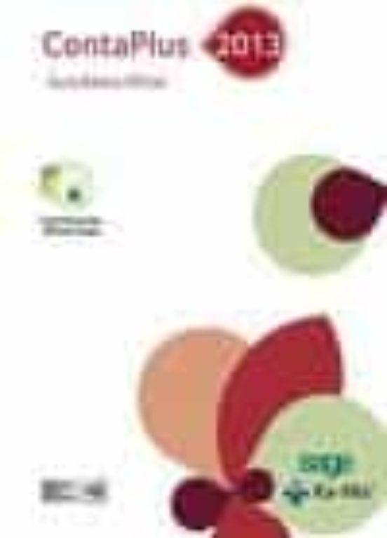 CONTAPLUS 2013. GUIA BASICA OFICIAL de VV.AA.   Casa del Libro