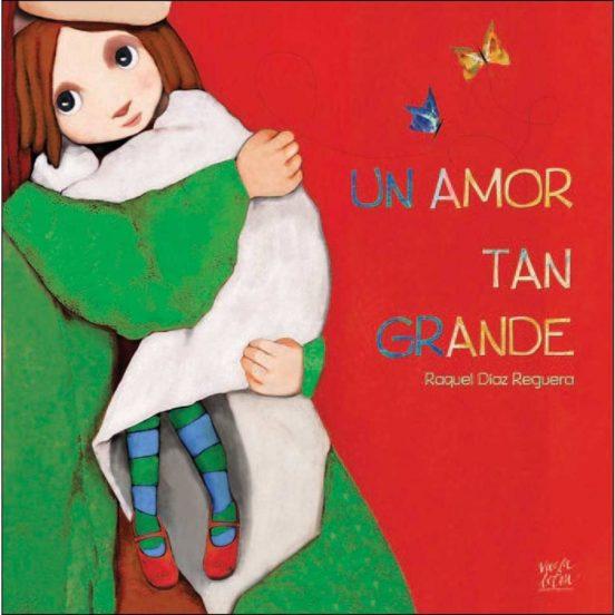 un amor tan grande-raquel diaz reguera-9788469799390