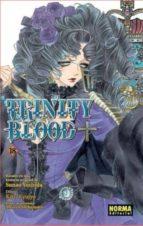 trinity blood 18-kiyo kyujyo-sunao yoshida-9788467922530