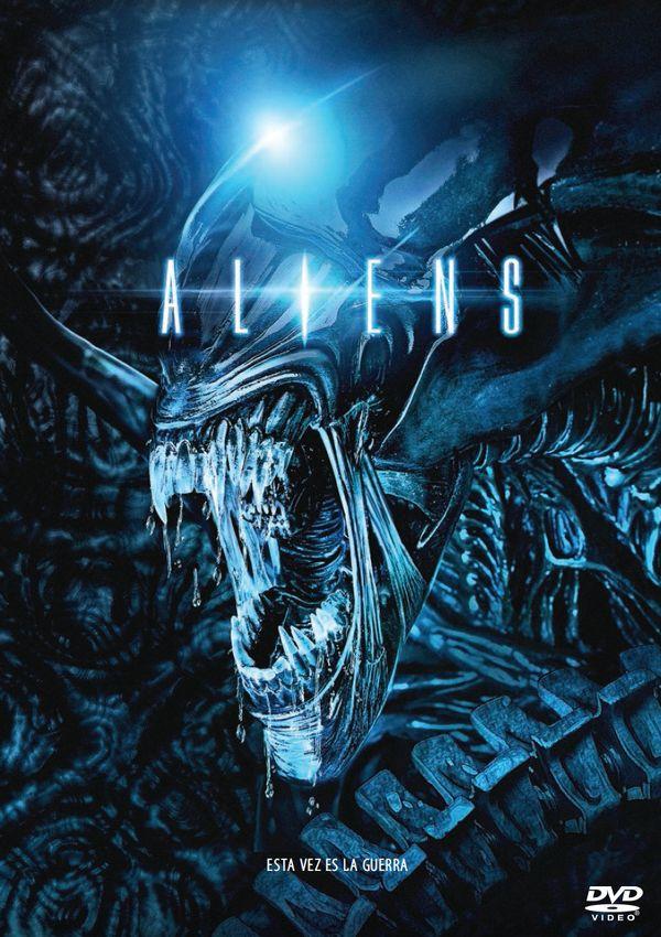 alien 2: aliens - dvd --8420266990334