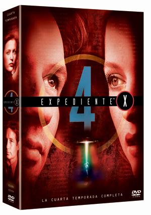 expediente x (4ª temporada) (dvd)-8420266927675