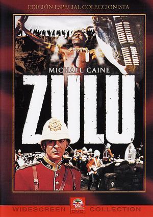 zulu (ed.esp.) (dvd)-8414906830883