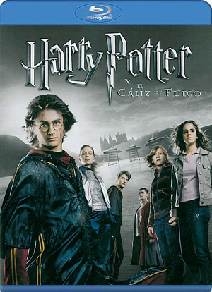 HARRY POTTER Y EL CALIZ DE FUEGO (BLU-RAY) de Mike Newell ...