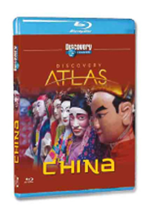 atlas china (blu-ray)-8436022294035