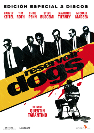reservoir dogs: edicion especial 2 discos-8420172053505