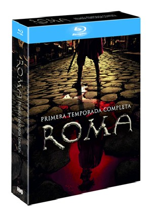 roma: primera temporada completa (blu-ray)-5051893016673