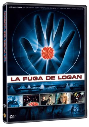 la fuga de logan (dvd)-5051893023268