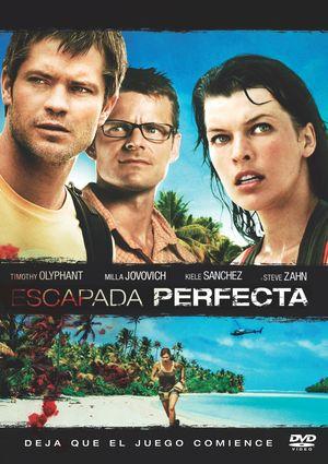 escapada perfecta (dvd)-8414533066846