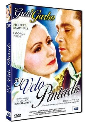 el velo pintado (dvd)-8437005127425