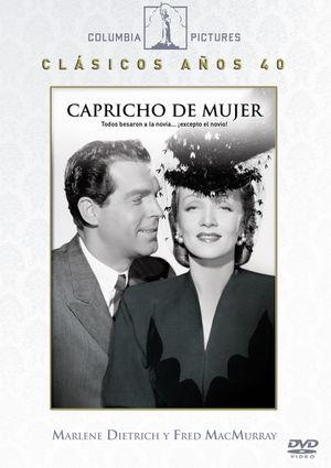 capricho de mujer: clasicos años 40 (dvd)-8414533074834