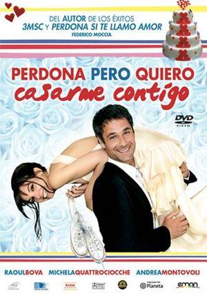 perdona pero quiero casarme contigo (dvd)-8435153706318
