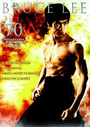 pack bruce lee 70º edicion integral (dvd)-8414533079990