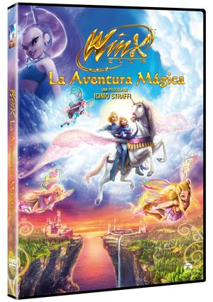 winx: la aventura magica (dvd)-8414906821515