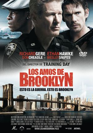 los amos de brooklyn (dvd)-8435153716294
