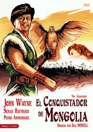 el conquistador de mongolia (dvd)-8436037889356